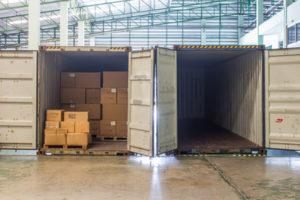 Складирование - хранение мебели и вещей при переезде